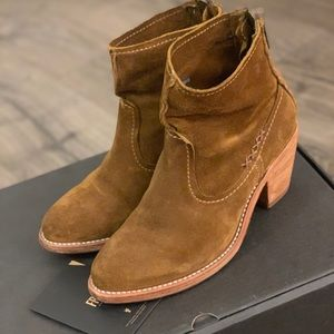Frye Leslie Short Boot